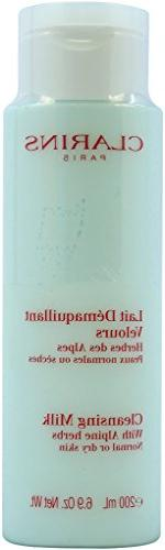 Clarins by Clarins Cleansing Milk - Normal to Dry Skin 200ml