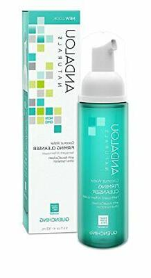 Andalou Naturals Coconut Water Firming Cleanser, 5.5 Ounce H