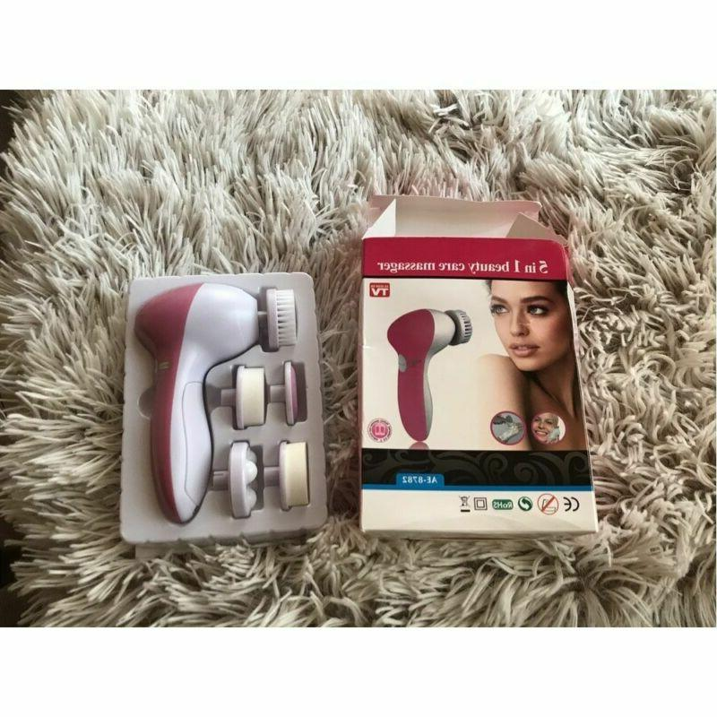 Face Brush Cleanser Tools 5