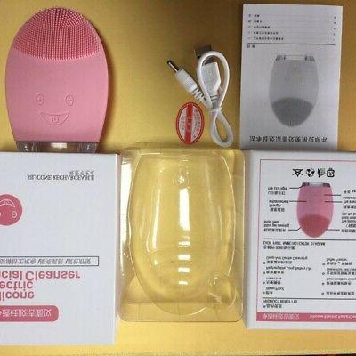 Facial Cleansing Rechargeable Skin Care