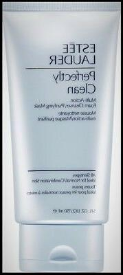 ESTEE LAUDER Foaming Facial Cleanser Purifying Face Mask Ref
