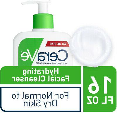 CeraVe Face   Ounce   Daily Dry
