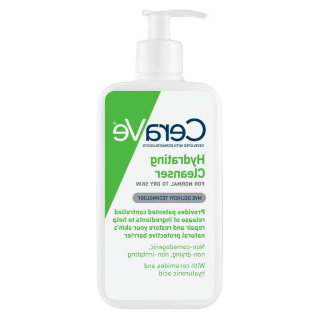 hydrating facial cleanser 12 oz
