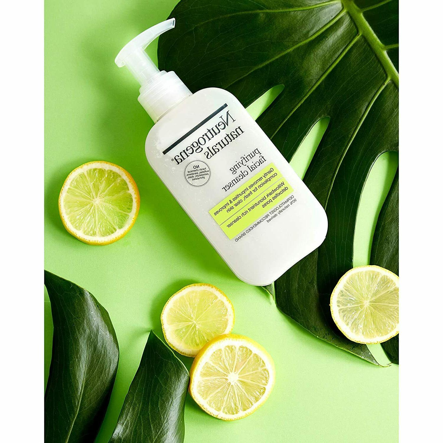 Naturals Purifying Cleanser With Natural Acid From Bionut