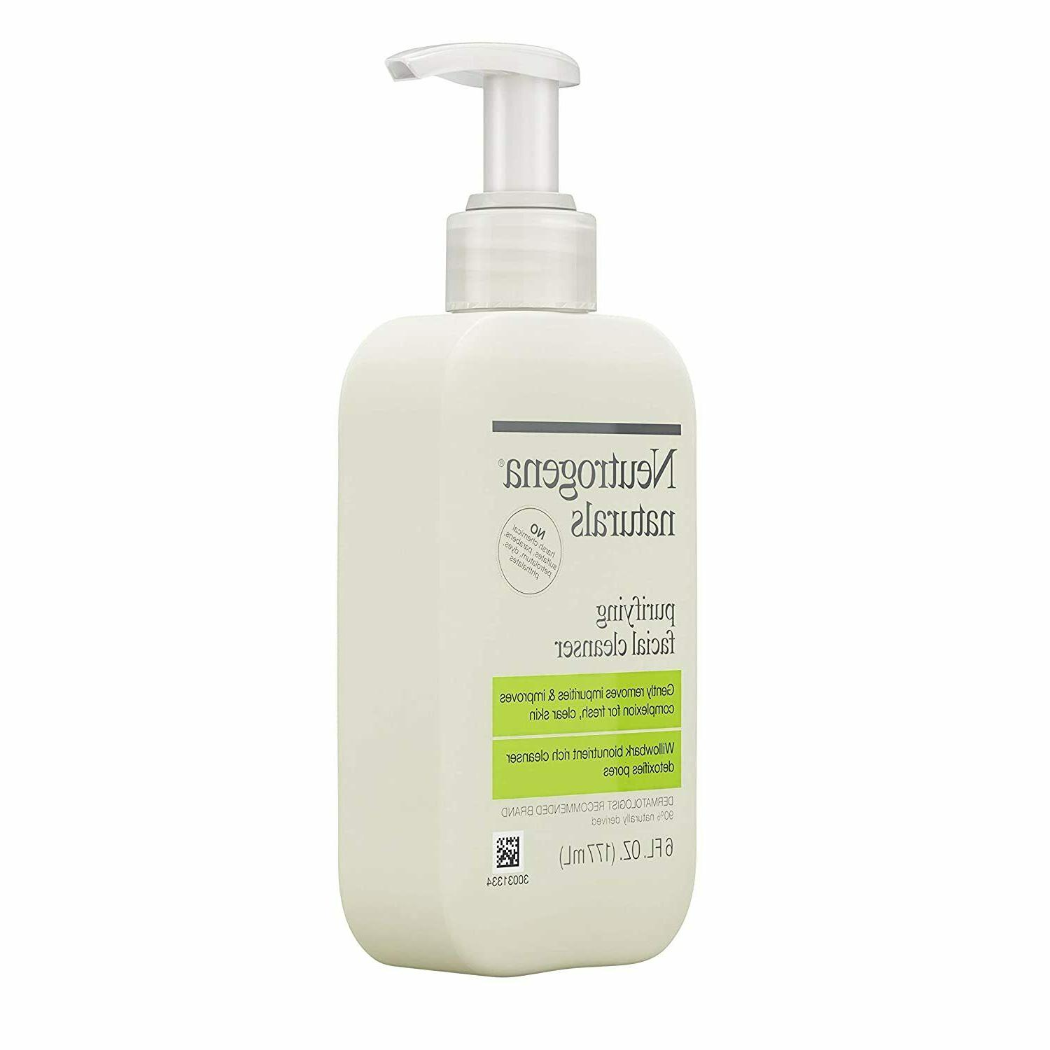 Cleanser With Natural Acid From