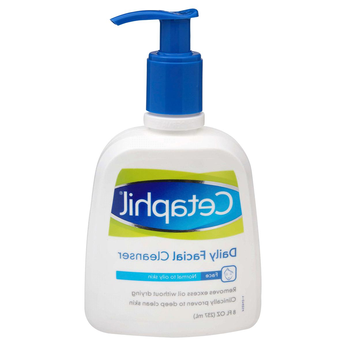 new daily facial cleanser 8 oz normal