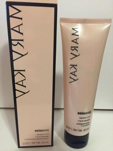 nib timewise 3 in 1 cleanser normal