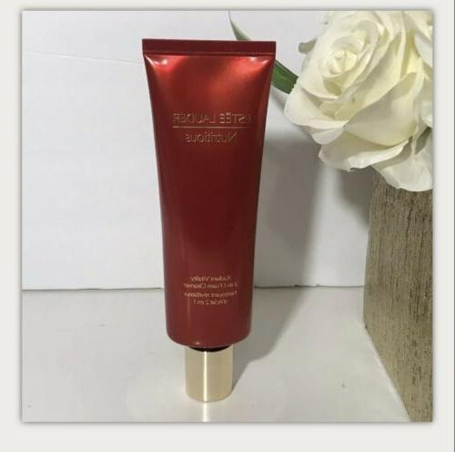 nutritious super pomegranate radiant energy cleansing foam