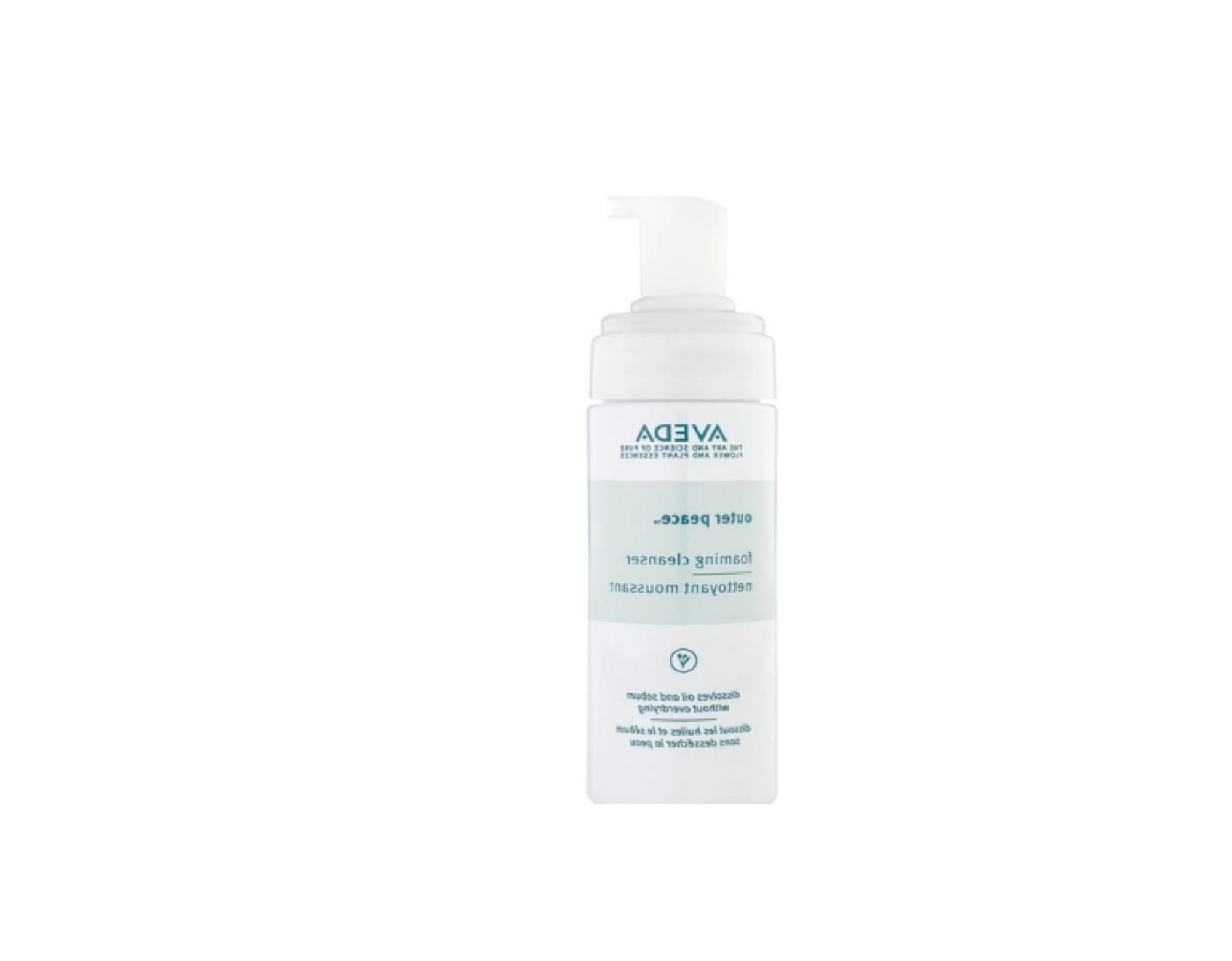 Aveda Outer Peace Foaming Cleanser -- 125ml / 4.2oz For Wome
