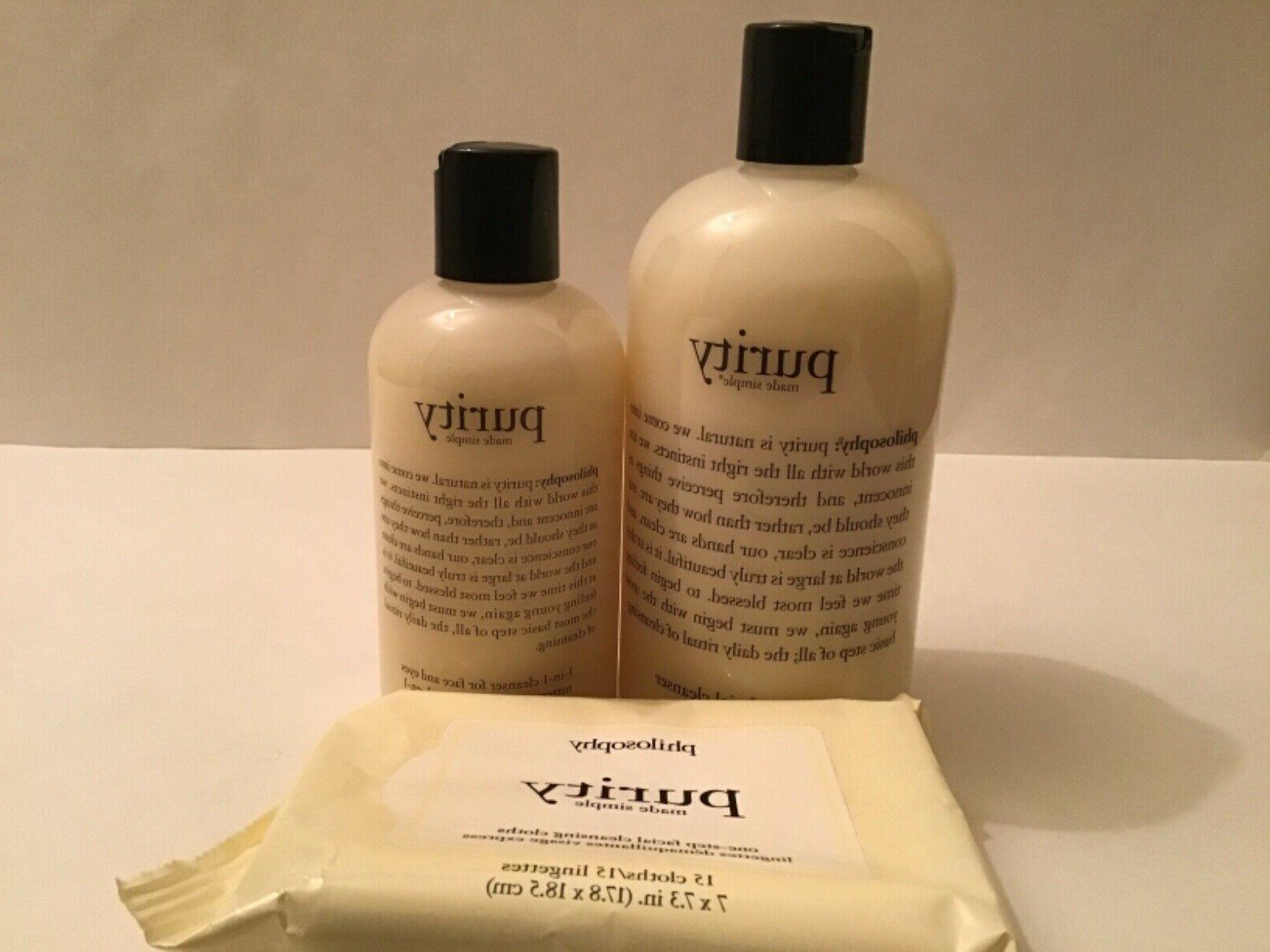 Philosophy One Facial Cleanser of