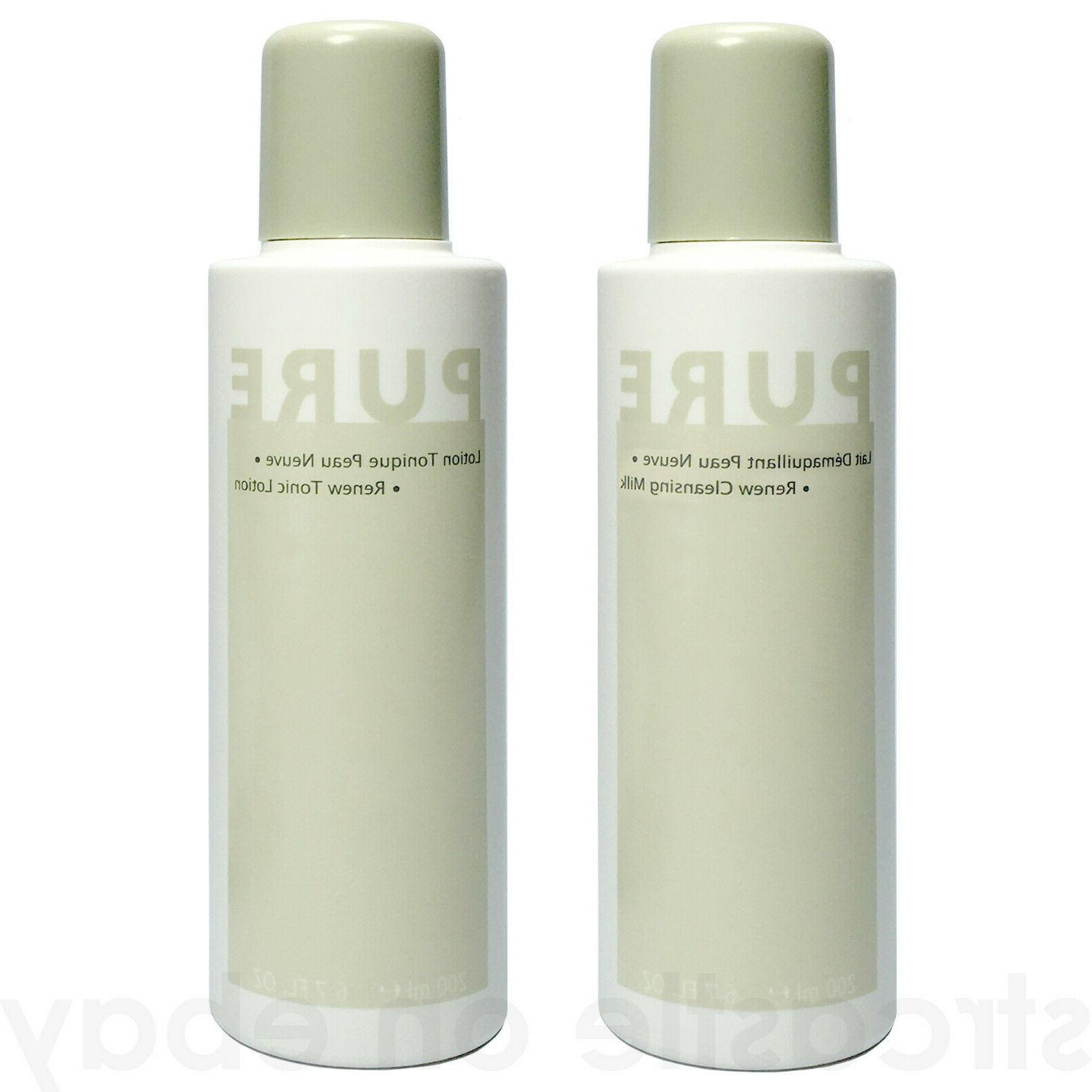 renew cleansing milk facial cleanser and renew
