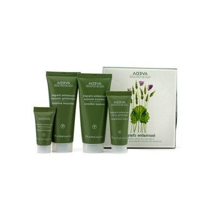 tourmaline charged starter set exfoliating