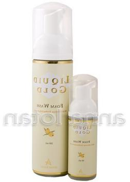 Anna Lotan Liquid Gold Foam Wash