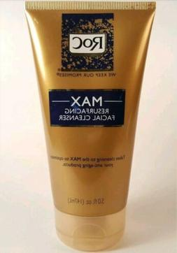 RoC Max Resurfacing Facial Cleanser 5 oz Takes cleansing to