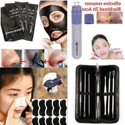 Facial Pore Cleanser Cleaner Face Blackhead Zit Acne Remover