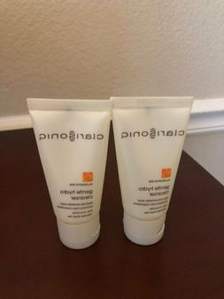 NEW & SEALED 2 Pack CLARISONIC Gentle Hydro Cleanser Face Fa