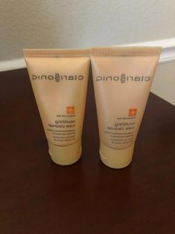 NEW/SEALED 2 Pack CLARISONIC Nourishing Care Cleanser Face F