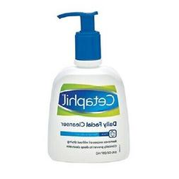 new daily facial cleanser for normal to
