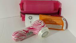 New Mia2 Clarisonic Facial Sonic Cleanser With Travel Case