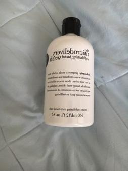 New! Philosophy The Microdelivery Exfoliating Facial Wash LA