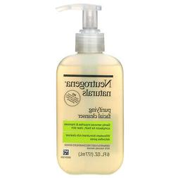 Neutrogena Naturals Purifying Facial Cleanser With Salicylic