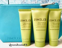 ELEMIS Superfood Facial Wash Cleanser+Day+Night Cream SET ~