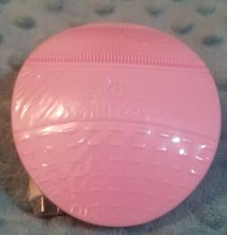 us silicone electric facial cleansing brush rechargeable